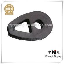 DIN3091 Дуктильный кабель наперсток Ковкий сталь