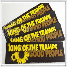 Custom Bumper Stickers (KG-ST029)
