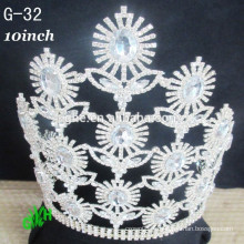 Nouvelles couronnes de grande qualité pour la vente, tiaras de la couronne