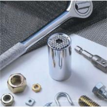 Gator Grip 7-19mm Socket universel Clé à cliquet Clé métallique Magic Grip