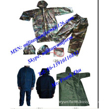 Military Camouflage Raincoat Poncho Poncho Liner