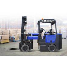 Empilhadeira compacta elétrica de 1,8 tonelada com 4 rodas