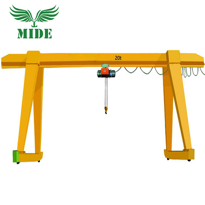 20t electric hoist gantry crane