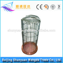 cage type tungsten heater for sapphire crystal growth furnace