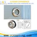 factory stainless steel tempered glass door hardwares