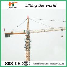 Guindaste de torre de máquina alta eficiência Consturction