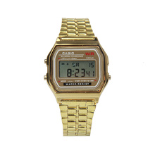 Beliebteste Produkte weibliche Gold Uhren Fancy Watch für den Menschen