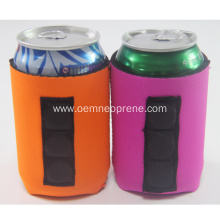 Custom design magnet neoprene can cooler