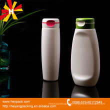 200-400ml two color cover shampoo bottle