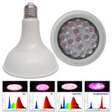Полный спектр высокая эффективность СИД растет свет лампы E27 завода светать