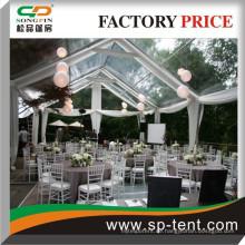 25x30m 2013 beliebtesten Aluminium klar Span Zelte zum Verkauf