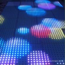 Светодиодные пиксель видео танцпол