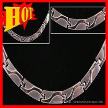 Acessórios Femininos China Titanium Necklace