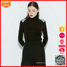 2017 wholesale knitted pure cashmere woman sweater