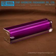 ZB-Vespa PK50 50ml double couches flacon acrylique airless excellente qualité-50ml-cosmétiques carrés
