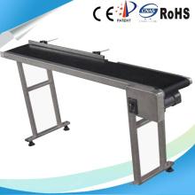 Electric motor mini conveyor belt