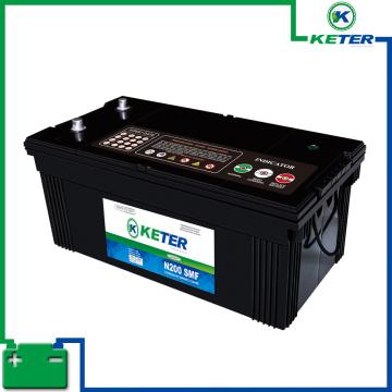 КЕТЕР бренд ЗАГЕРМЕТИЗИРОВАННАЯ безуходная батарея n200 СМФ