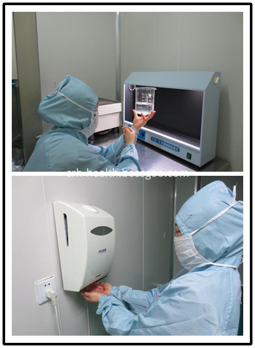 CRH Test Lab