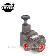 peças de reposição de máquinas de pressão de escavadeira válvulas de alívio de pressão