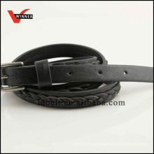 The most popular woman pu leather belt