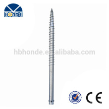 Professional factory made hot sale anchor ground screw