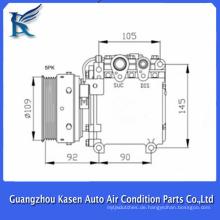 MSC90C Kompressor für Mitsubishi Carisma Lancer Mirage Colt 1.5L 1.6L 1.8L 92-08 AKC200A203A AKC200A203B AKC200A203C AKC200A203K