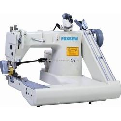 Maszyna do szycia igły Double paszy off-ramię (z zewnętrznych ściągacza)