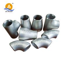 Accesorios de tubería de acero al carbono acero inoxidable, codo