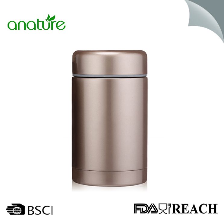 Food Jar Vacuum Insulated Stainless Steel Lunch Thermos Flask