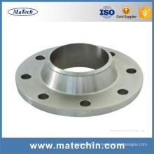 Pièce forgée de précision de précision de l'acier de précision de fabricants de la Chine