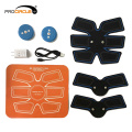 Body Fitness Electric Muscle Workout Abdominal Trainer