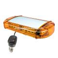Dodge Cigarette Plug 2018 Polícia Patrulha Veículo Lancha Levou Barra de luz 24 W 72 W Parafuso Ímã Mini Lightbar