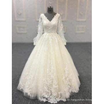 abito da sposa Champagner Brautkleid Brautkleider 2018