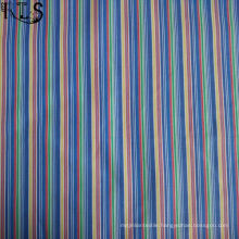 Cotton Stripe Poplin Woven Yarn Dyed Fabric for Garments Shirt/Dress Rls60-14po