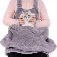 Avental de gatinho gatinho bolsa de bolso