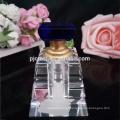 frascos de perfume elegantes do cristal 50ml 100ml do difusor k9 do perfume das garrafas da beleza