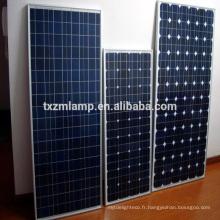 nouveau arrivé yangzhou populaire au Moyen-Orient panneau solaire en gros / 200 w panneau solaire prix