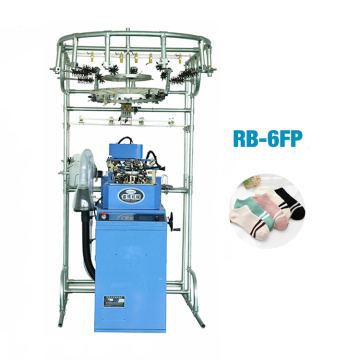 Factory provide nice price for Single Cylinder  Knitting Machine Designed To Make Baby Socks Machine supply to Italy Factories