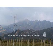 vent turbine300w pour la lumière rue LED 90w