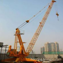 QTD250-16t High Quality Luffing Tower Crane