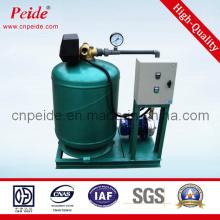 6-300m3 / H Cilindro de filtro de arena pequeña de tratamiento de agua para riego