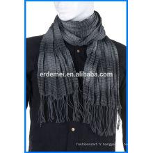 Foulard gentil pour écharpe homme et écharpe en gros