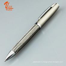 Металлическая шариковая ручка из нержавеющей стали