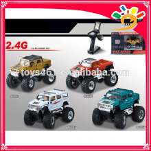 Famous Brand Great Wall 2.4Ghz Emulation R/C Car RC Humvee Racing Car