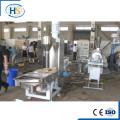 Glasfaser-Glaspelletieranlage für das Füllen von Masterbatch