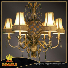 European Style Hotel Decorative Pendant Lamp