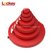 Bloqueo de la válvula de compuerta de seguridad estándar de fábrica