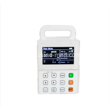 I-Medical Portable Infusion Pump Ngomsebenzi Wokushisa