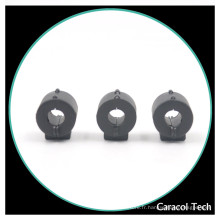 Noyau en métal magnétique doux de ferrite de SCRC80 Ni-Zn pour l'utilisation d'EMI