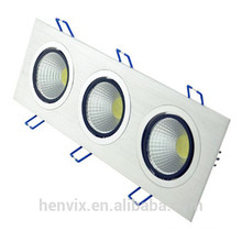 dimmable recessed led downlight, high lumen waterproof led downlights
